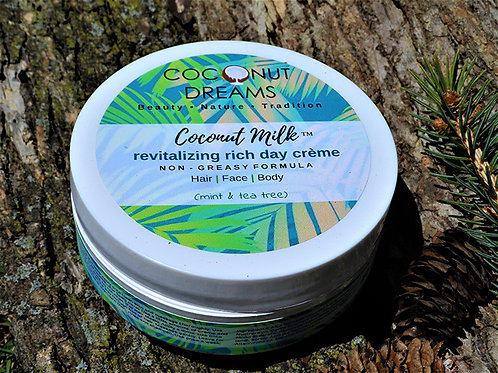 Coconut Milk - Mint & Tea Tree (4 oz)