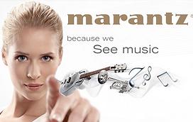 Home Audio - Marantz