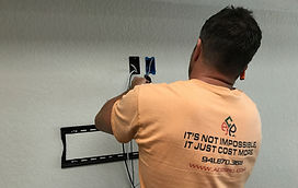 Audio System Installation