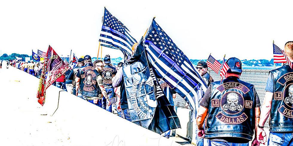 #WALKTHEBRIDGE   Hands Across the Bridge