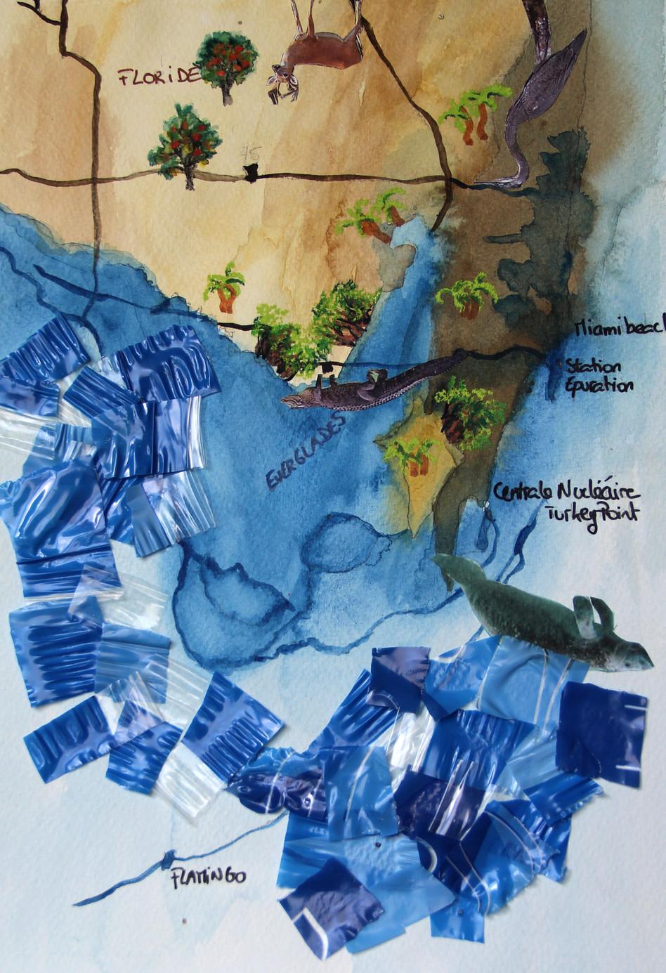Carte Floride