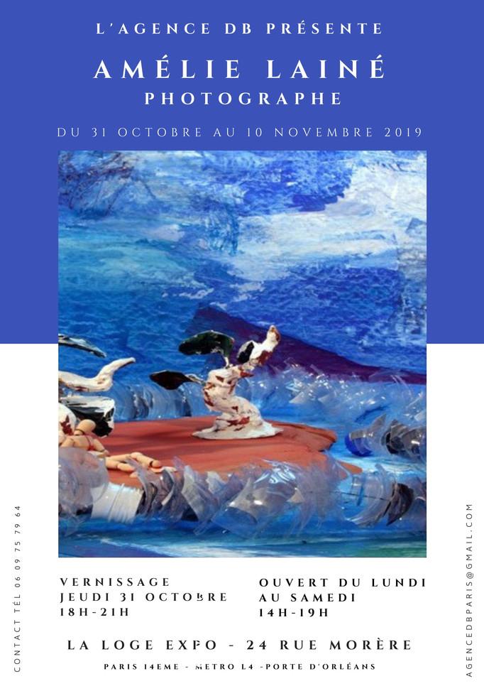 Exposition Galerie Laloge - Paris 14ème