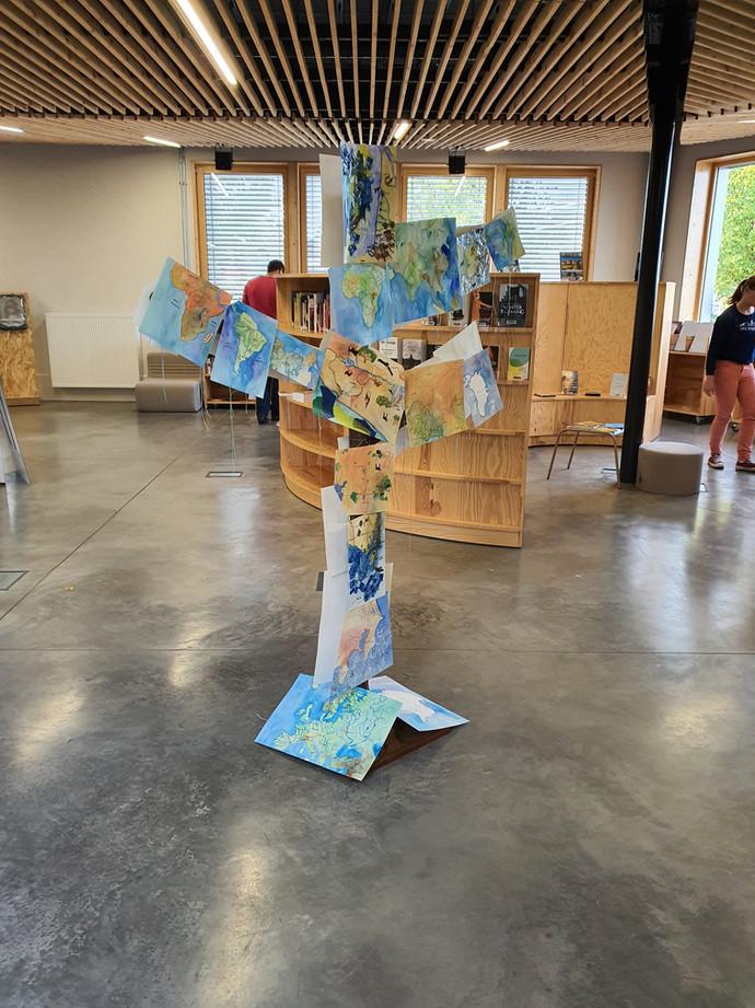L'arbre à cartes