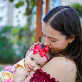 mãe e filha chamego