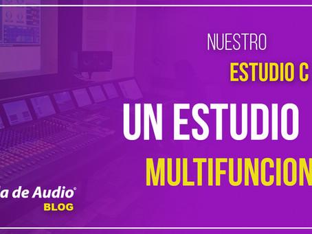 Estudio C, nuestro estudio multifuncional