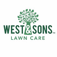 West & Sons Lawn Care Logo