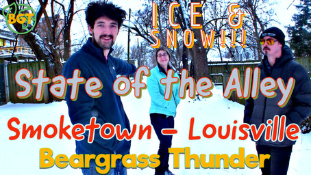 State of the Alley: Smoketown - How to make Louisville alleys more accessible amidst ice & snow