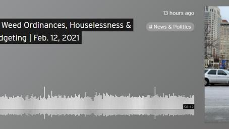 "Jody & Mariah return to Truth to Power radio show to discuss Louisville Metro ""Weed"" Ordinance"