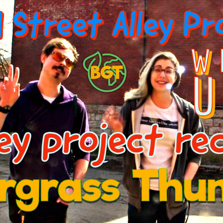 Roland Street Wrap Up: State of the Alley - Roland Street Alley Project