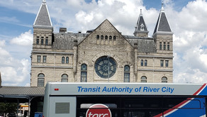 Talking Transit with TARC at Historic Union Station (Louisville, KY)