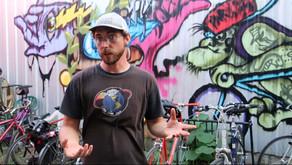 Falls City Community Bikeworks: non-profit teaching Louisville community bike maintenance