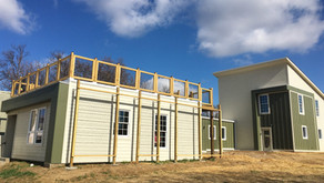 Louisville Grows' Healthy House - sustainable living in Portland: Local Louisville