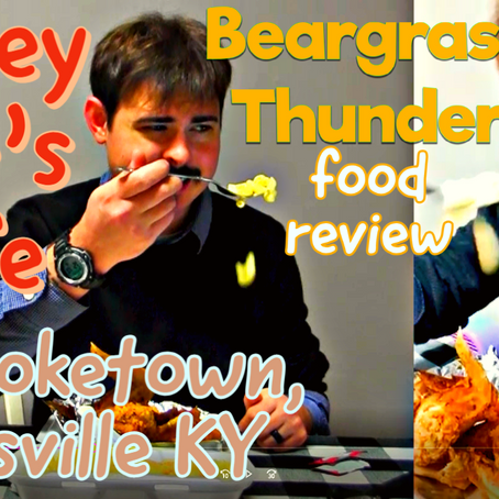 Shirley Mae's Cafe - Beargrass Thunder Food Review