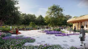 Waterfront Botanical Gardens Sneak Peek Tour: Opening Oct 4th!