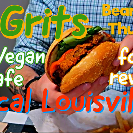 V-Grits: All Vegan Cafe - Beargrass Thunder Food Review