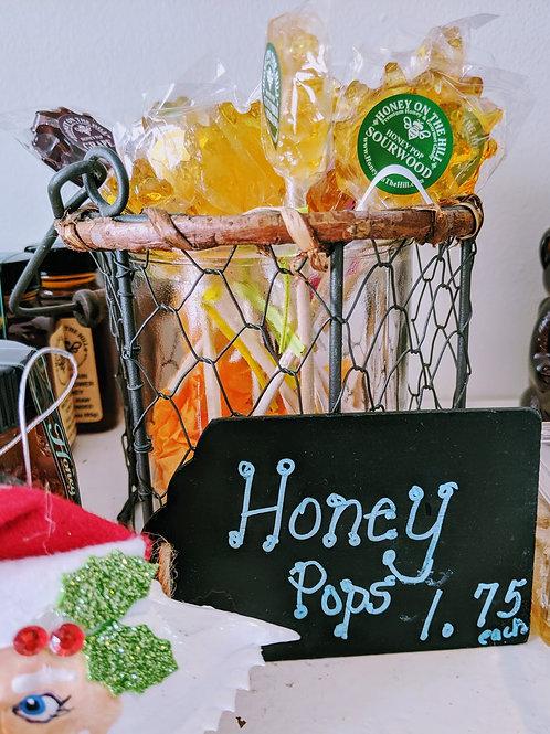 Honey Pops