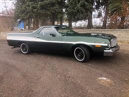 1974 Ford Ranchero 500