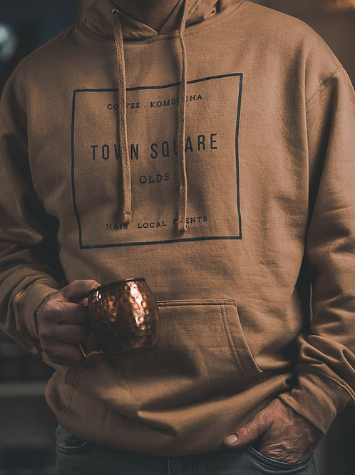 Olds Town Square Hoodie