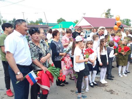 День Победы в Рождествено