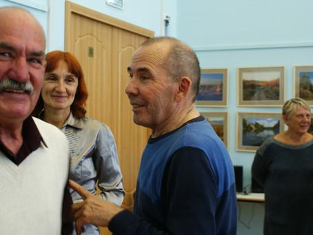 Персональная выставка фотохудожника  А.В. Ибряева