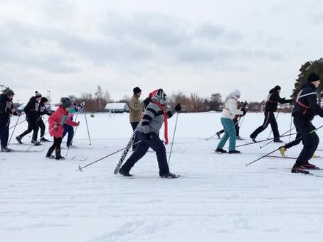 «Рождественская лыжня – 2021»