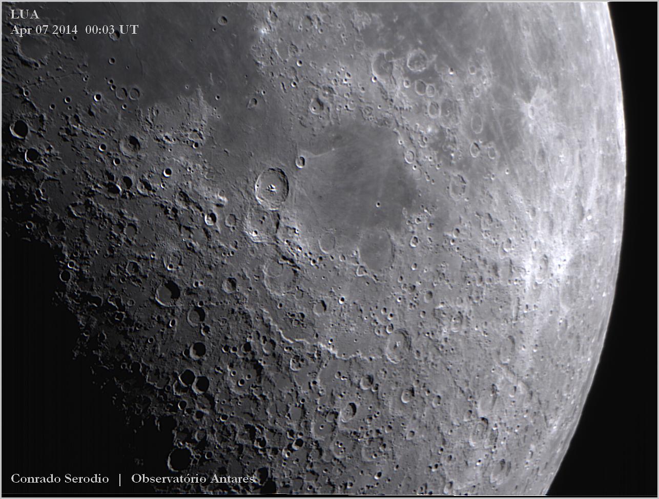 Lua em 07 Abril 2014