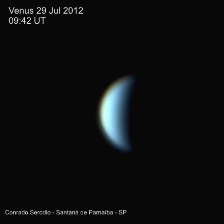 Vênus, o planeta irmão da Terra