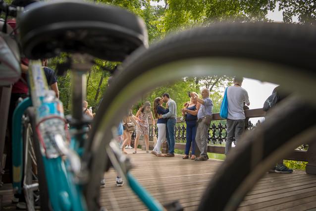 Estudio de Novios en Central Park