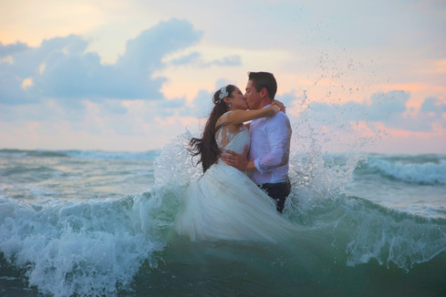Trash The Dress en Acapulco