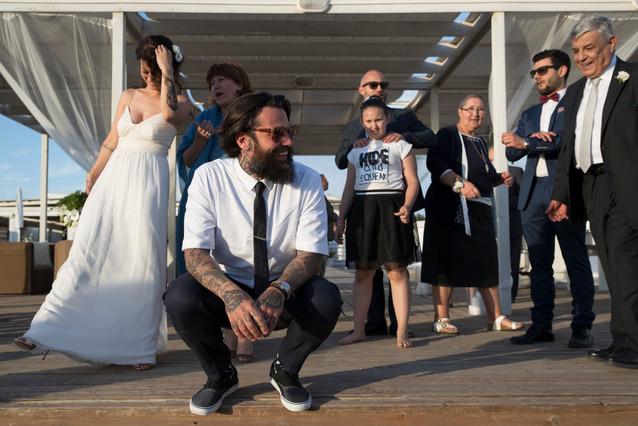 Wedding Day en Roma