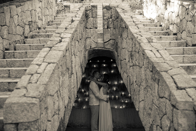 Wedding Day en Xcaret