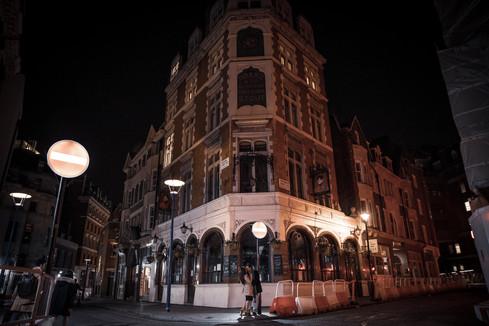 Estudio de Novios en Londres