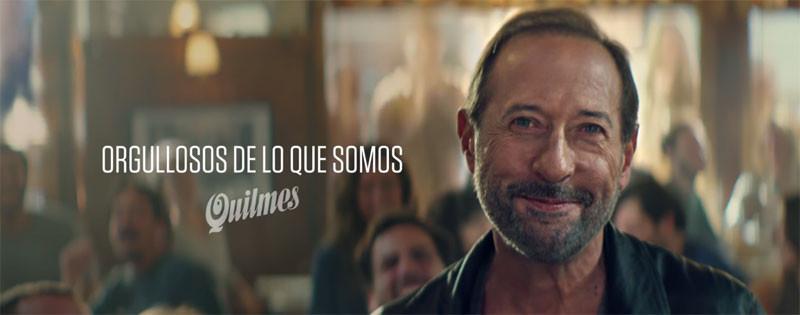 Campaña publicitaria Quilmes