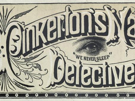 Historia de la represión en Estados Unidos: Los Pinkerton