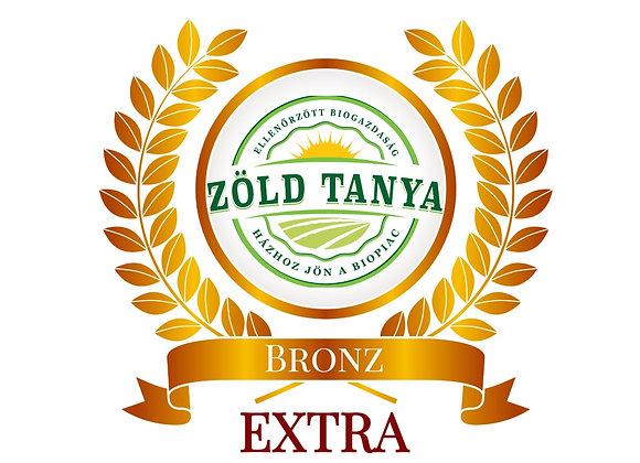 Bronz EXTRA csomag 2-5 fős