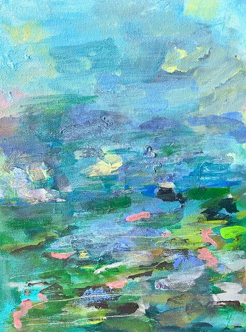 "Landscape Chronicles ""Old & New Steps"" VI"