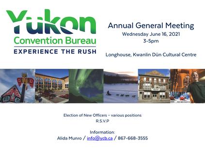 Yukon Convention Bureau AGM
