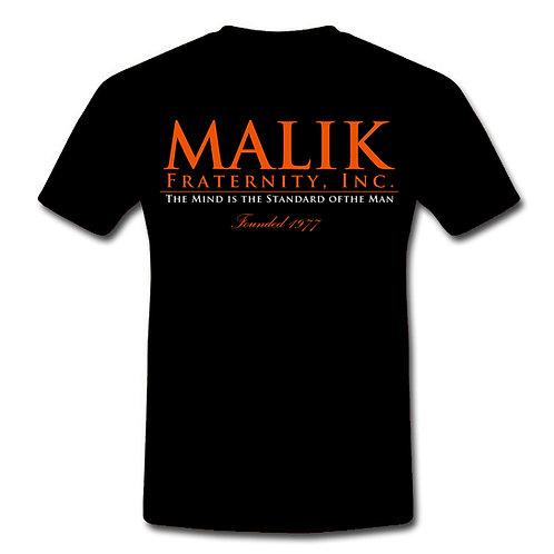MALIK Original Tee (Black)