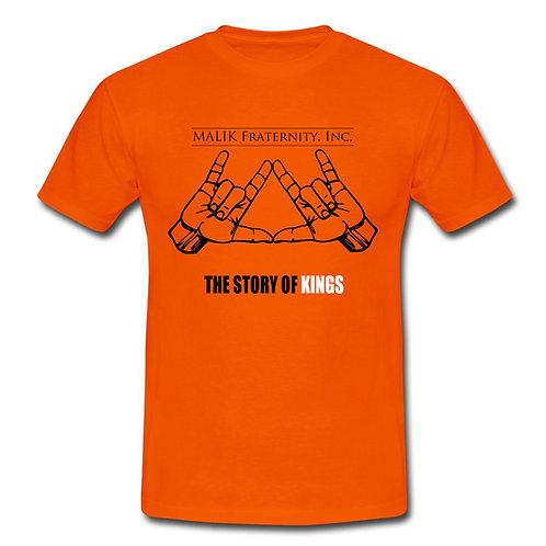 MALIK Handsign (Orange)
