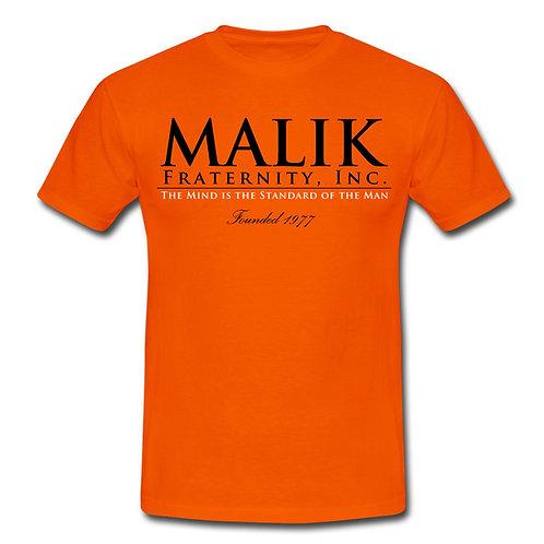 MALIK Original Tee (Orange)