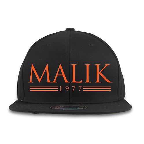 MALIK Snapback Hat