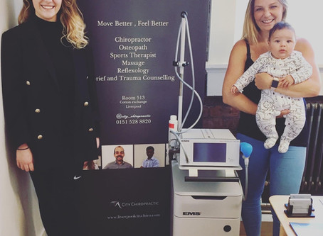 Shockwave Therapy in Liverpool