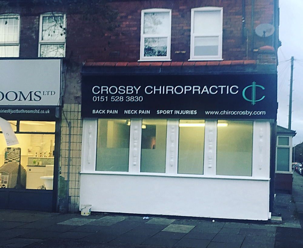 Chiropractor Clinic in Waterloo, North Liverpool