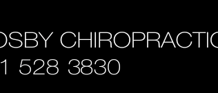 Low back pain | Chiropractor | Crosby