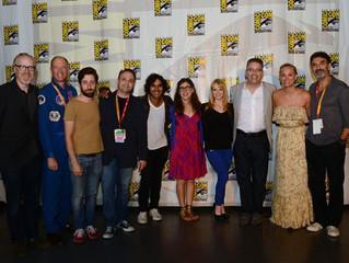 Comic Con cast appearances