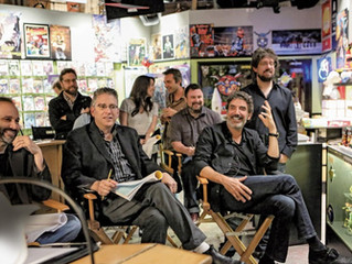 Big Bang writers to appear at Comic Con '16