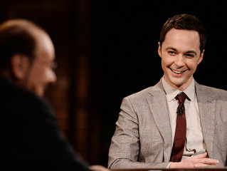 Jim Parsons on Sheldon and the show