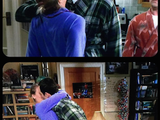 Moralo talks about the Sheldon and Penny Kiss