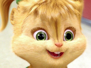 Does this Chipmunk look familiar?