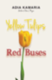 adia, kamaria, young black author, miami author, new memoirs, yellow tulips, red buses